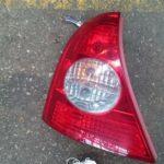 Passenger Side Rear Light